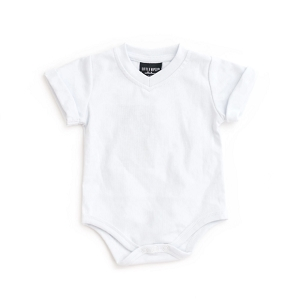 Basic Onesie - White