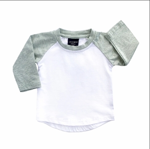 Baseball Tee - Brushed Sage
