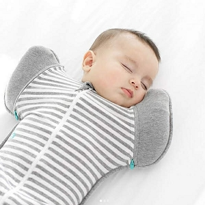 Love to Dream Swaddle Up 50/50 - Grey