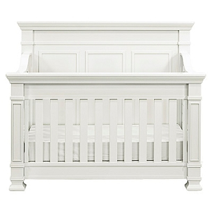 MDB Tillen 4 in 1 Crib - Dove White