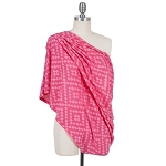 Cotton Jersey Nursing Scarf - Malibu