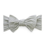 Bow Knot Headband - Grey