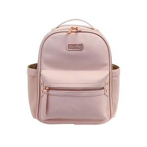 Mini Diaper Bag - Blush