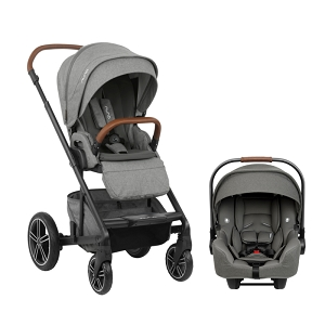 Nuna MIXX Travel System - Granite