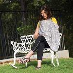 Bebe Au Lait Nursing Cover - Nest