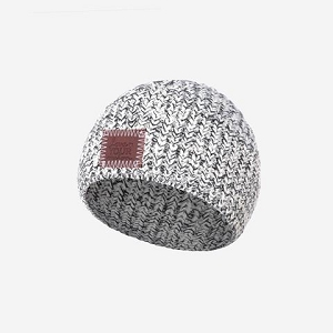 Baby Slouch Beanie - Speckled