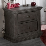 Pali Modena Nightstand - Distressed Granite