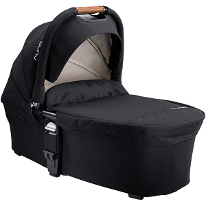 Nuna Mixx Series Bassinet Caviar New 2021