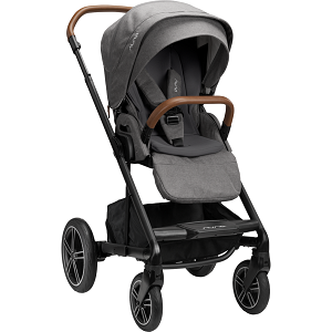 Nuna Mixx NEXT Stroller w/ Ring Adapter - Granite (NEW!)