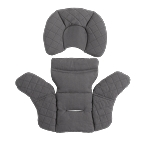 Nuna Pipa Organic Infant Insert - Grey