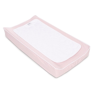 Oilo Changing Pad Cover & Topper - Blush