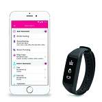 Project Nursery Parent & Baby Smart Band