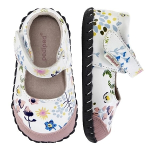 Pediped Louisa - White Floral