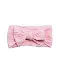 Bow Knot Headband - Light Pink
