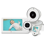 Project Nursery Deluxe Video Baby Monitor System