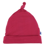 Kickee Pants Basic Knot Hat - Flag Red