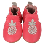 Robeez Soft Sole Pretty Pineapple