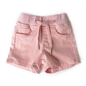 Blush Chino Shorts