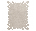Lorena Canals Lace Rug - Beige