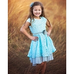 Haute Baby Elsas Magic Dress
