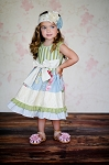 Giggle Moon Rachel Dress w/ Bow