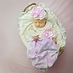 Haute Baby April Dawn Gown
