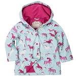 Hatley Raincoat - Ponies & Polka Dots