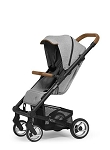 Mutsy Nexo - Black Chassis with Brown Handle & Grey Seat (Floor Model)