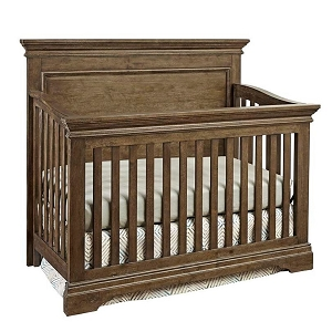 Westwood Riley Convertible Crib - Almond
