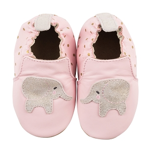 Robeez Soft Sole Ella Elephant