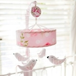 Rosebud Lane Crib Mobile