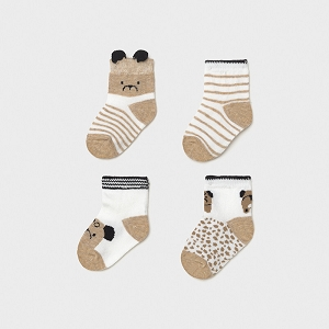 Camel Dog Sock Set