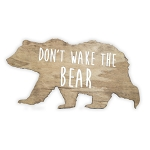 Animal Shape - Don't Wake the Bear