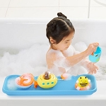 Moby Shelfie Bathtub Play Tray