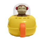 Pull & Go Submarine - Monkey