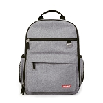 Duo Diaper Backpack - Heather Gray