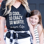 So Cool, So Crazy Women's Tee