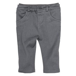 Robeez Soft Jeans - Grey