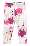 Spring Floral Leggings