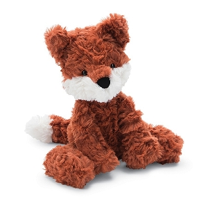 Jellycat Squiggle Fox