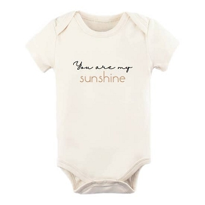 You Are My Sunshine Short Sleeve Onesie