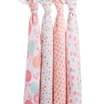 Classic Swaddles - Global Garden