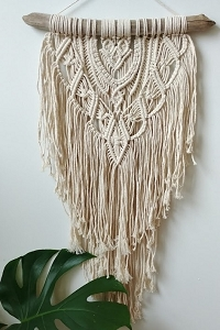 Morgan Macrame Wall Hanging