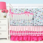 Caden Lane Tribal Girl Baby Bedding