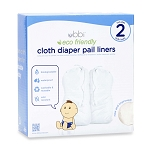 Ubbi Cloth Diaper Pail Liner - 2 pack