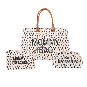 Mommy Bag Bundle - Leopard