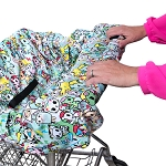 Bebe Au Lait TokiDoki Unikiki - Shopping Cart Cover