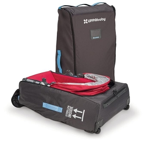 UppaBaby Vista Travel Bag w/ TravelSafe
