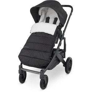 Uppababy CozyGanoosh - Jake/Black