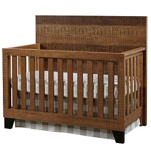 Westwood Urban Rustic Crib - Brushed Wheat